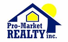 pro market realty logo